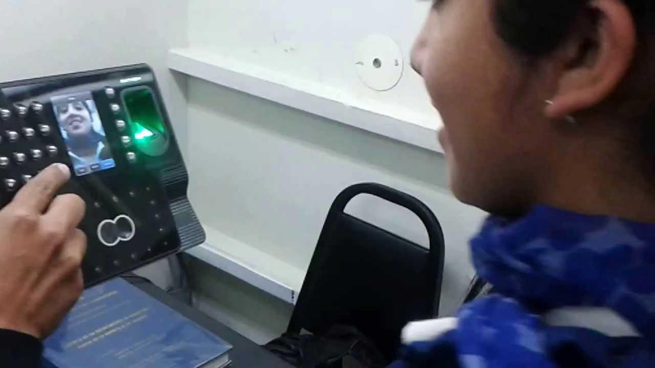 fingerprint wajah