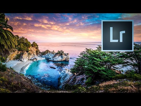 How to do an HDR Panorama in Lightroom