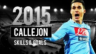 Jose Callejon 2015 ● Amazing Skills & Goals Show ● Napoli ● HD