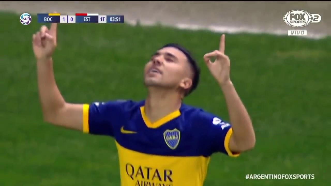 Melhores momentos de Boca Juniors x Estudiantes SuperLiga Argentina 2019
