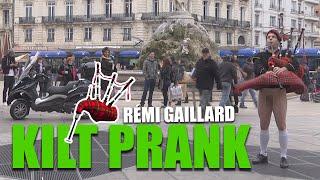 FREE SCOTLAND - KILT PRANK (REMI GAILLARD)