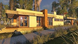 Casa em Canela - Vivendas da Serra - RS - Arquitetura moderna