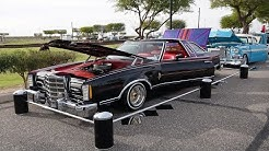10th annual dreams to reality lowrider car show