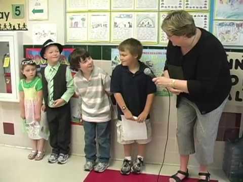 Harwich Elementary School 2011 Essay Contest Winners