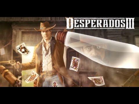 Just Playin' Desperados III - Final move + Ending |