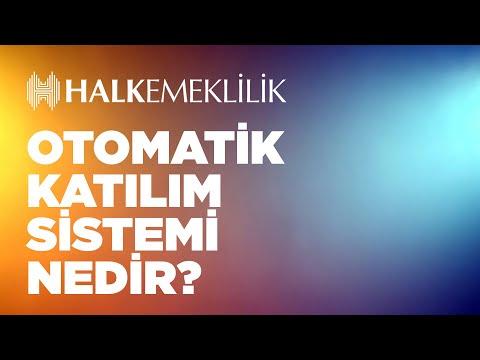 Otomatik Katılım Sistemi Nedir? - Halk Emeklilik