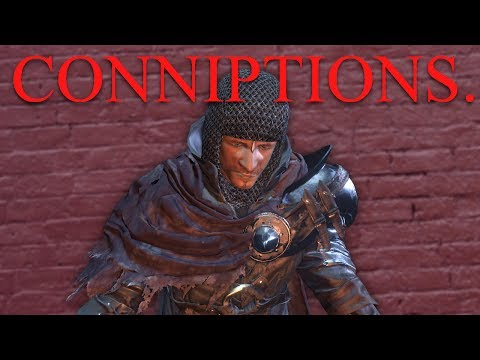 Dark Souls 3: Conniptions