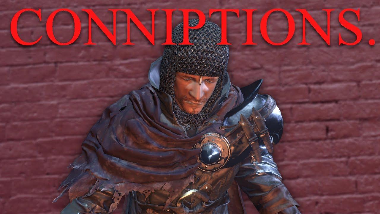 Dark Souls 3 Conniptions Youtube