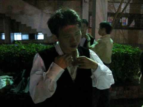 魏吉斯-2008第一次驗收前幕後花絮 II
