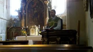 Video 14. neděle v mezidobí - mše svatá v kostele sv.Víta v Kojeticích u Prahy  HD download MP3, 3GP, MP4, WEBM, AVI, FLV Agustus 2018