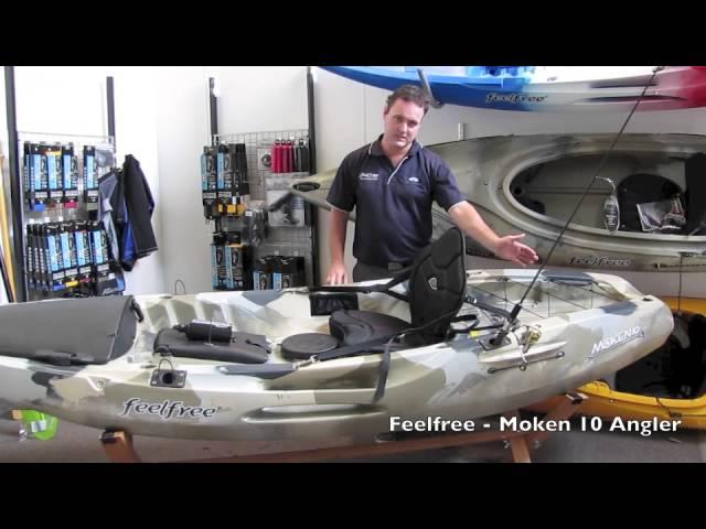 Feelfree Moken 10 Angler