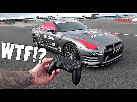 THE 200MPH REMOTE CONTROL CAR: NISSAN GT-R/C!!