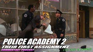 Police Academy 2 Their First Assignment Full Feature Commentary PoliceAcademy2