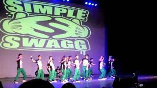 Don Juan @ Sm City Cebu Cinema 1 (2nd Runner Up) Battle at the street - Simple Swagg