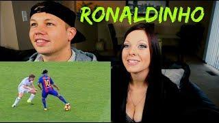 Ronaldinho 2017 ● Skill Show ● Football & Futsal COUPLE REACTS!!