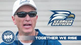 9/21/15 Football Media Teleconference, Georgia Southern Head Coach Willie Fritz