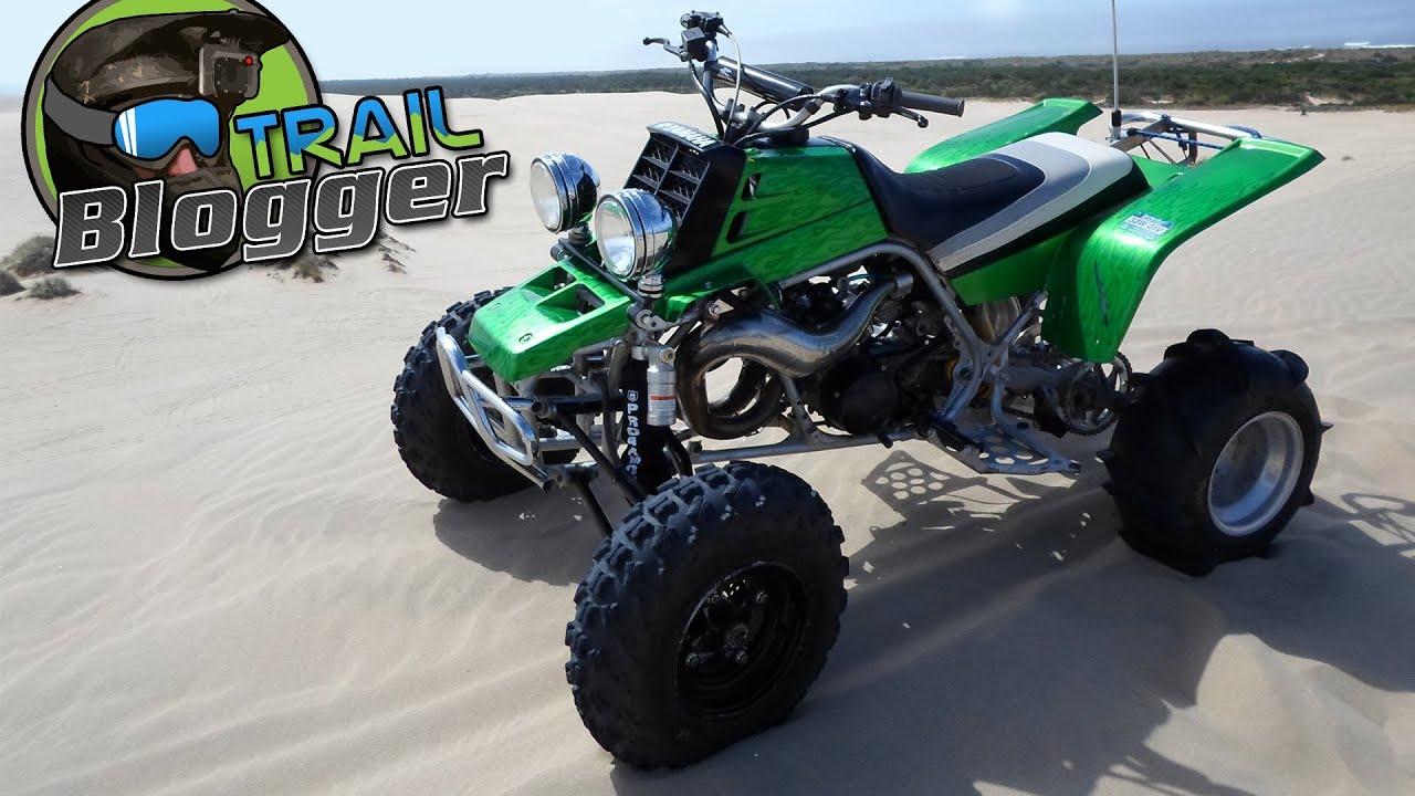 Honda Four Wheelers For Sale >> TrailBlogger Four Wheeler Riding Oregon Dunes Yamaha ...