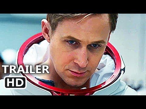 FIRST MAN Trailer # 2 (2018) Ryan Gosling, Claire Foy Movie HD