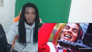 "6IX9INE ""Kooda"" (WSHH Exclusive - Official Music Video) Reaction"