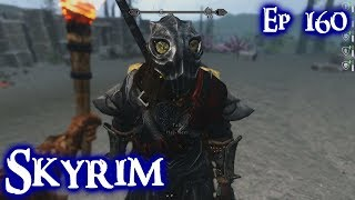 Skyrim Ultra Modded w/ Perkus Maximus and 400+ mods Ep 160 A new mask for Haj!?!