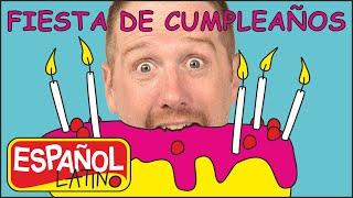 Fiesta de Cumpleaños de Maggie | Cuentos para Niños con Steve and Maggie Español Latino