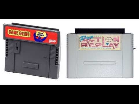 How to use Game Genie and Action Replay Codes on a hacked SNES Classic  (Tutorial)