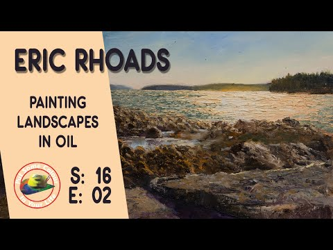 Fine Art Tips with Eric Rhoads on Colour In Your Life