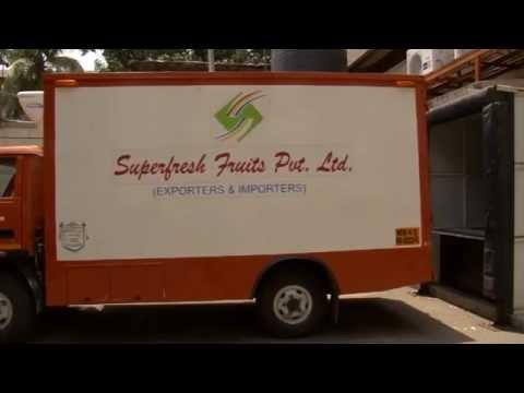 Superfresh fruits imports and exports BBC