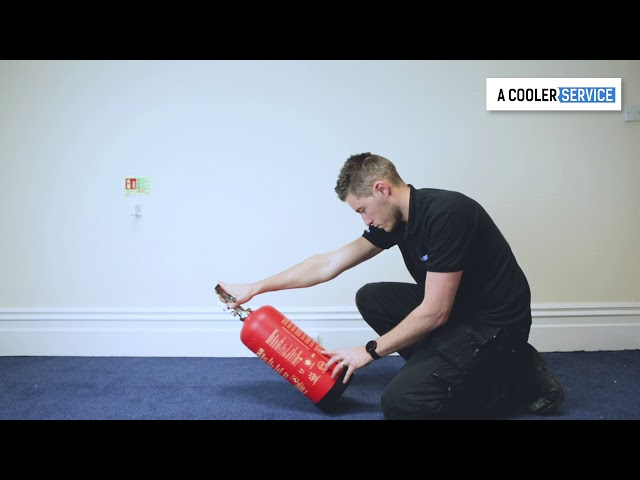P50 Fire Extinguisher - Annual Inspection