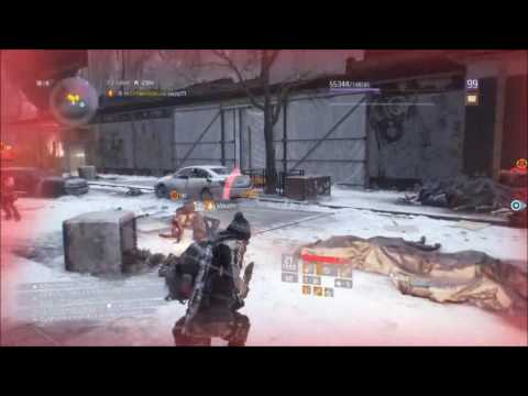Tom Clancy's The Division™ Melting People