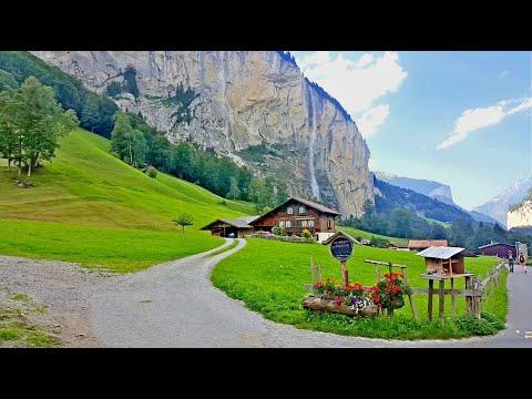 Lauterbrunnen, Switzerland's most