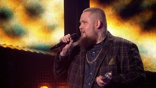 Rag'n'Bone Man wins British Breakthrough Act | The BRITs 2017