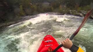Ocoee River Kayaking First Time River Scum