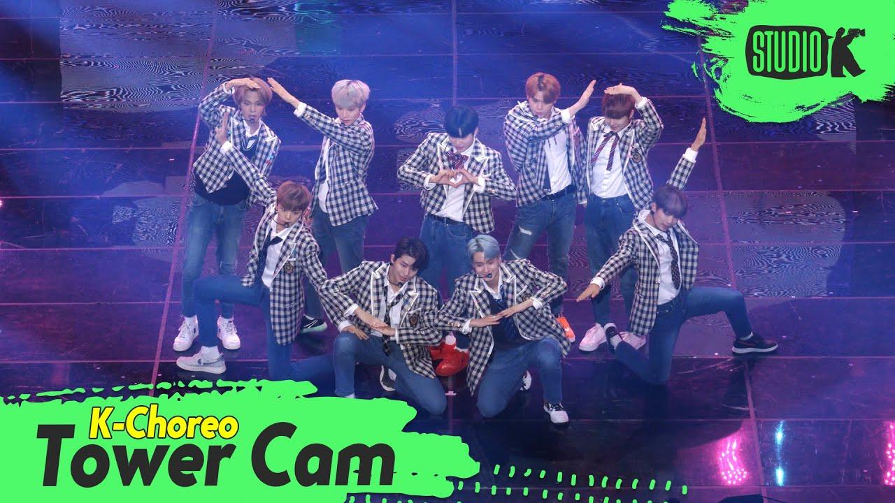 [K-Choreo Tower Cam 4K] 고스트나인 직캠 '밤샜다(Up All Night)' (GHOST9 Choreography) l @MusicBank KBS 210618