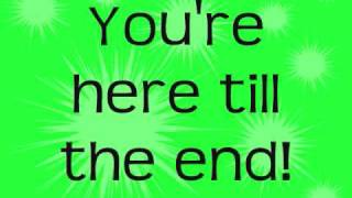 Miley Cyrus~ True Friend (With Lyrics)
