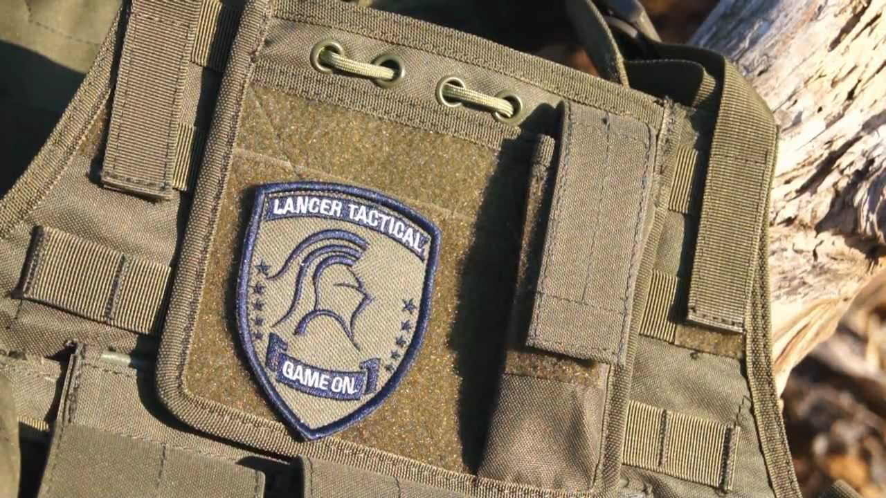 Download Lancer Tactical Plate Carrier Airsoft Review