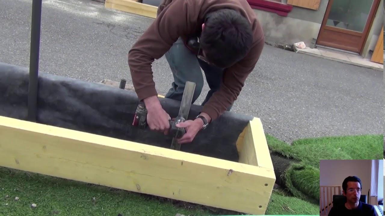 Fabriquer Une Jardinière En Bois Créer Une Jardinière En