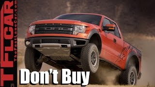 Don't Buy These Cars: Top 10 Used Vehicles to Avoid!
