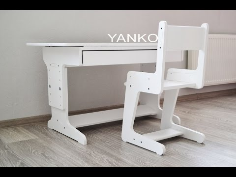 Изготовление детской парты  Manufacturing Of Children's Desks