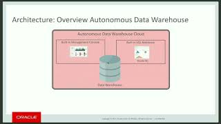 Step-by-Step Guide to Oracle Autonomous Data Warehouse Cloud by Keith Laker