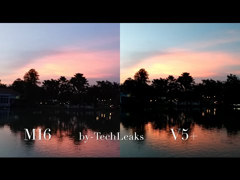 XIAOMI MI6 vs VIVO V5 PLUS VERY LOW LIGHT VIDEO TEST