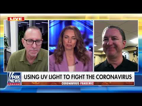 Healthe & 9600 Condominium Using UVC Light to Fight Against the Coronavirus