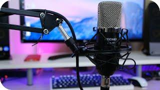 Kit PROFESIONAL micrófono BARATO: Neewer NW 700 análisis en español