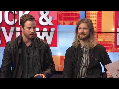 Moon Taxi - Let the Record Play - FOX 17 Rock & Review