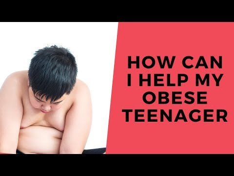 5 Tips How To Save Your Obese Teenager Lose Weight Faster