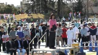 東日本大震災復興支援大会として開催された第2回豊橋ハーフマラソン 開...