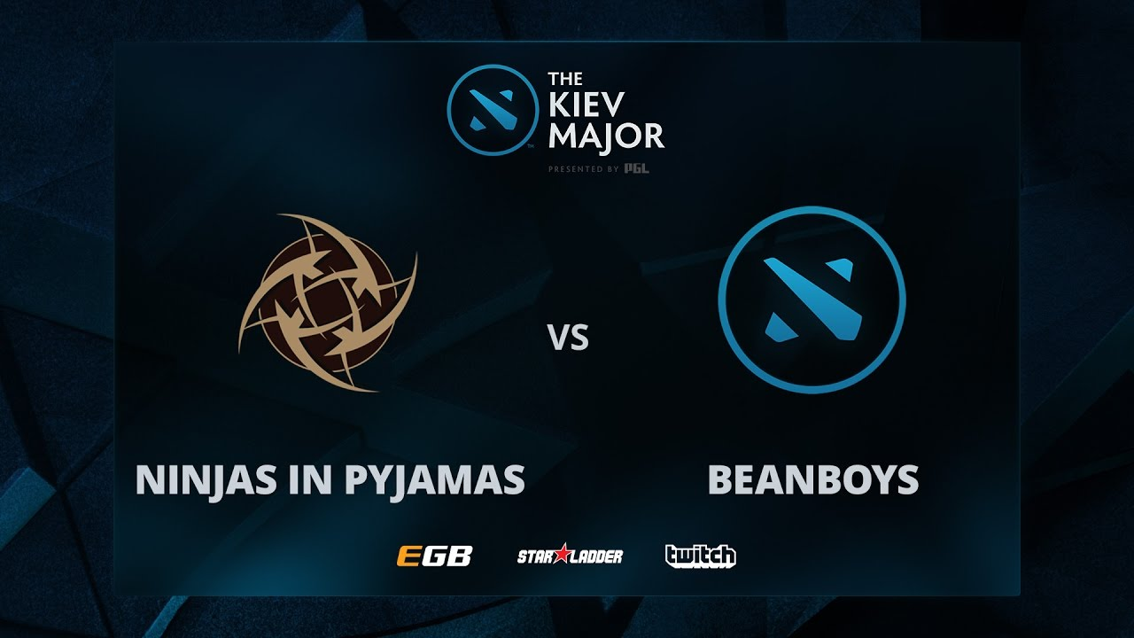NiP vs BeanBoys, The Kiev Major EU Main Qualifiers