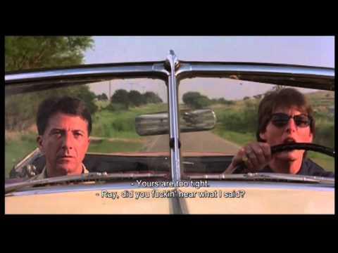 Rain Man clip5 The Kmart Underwear
