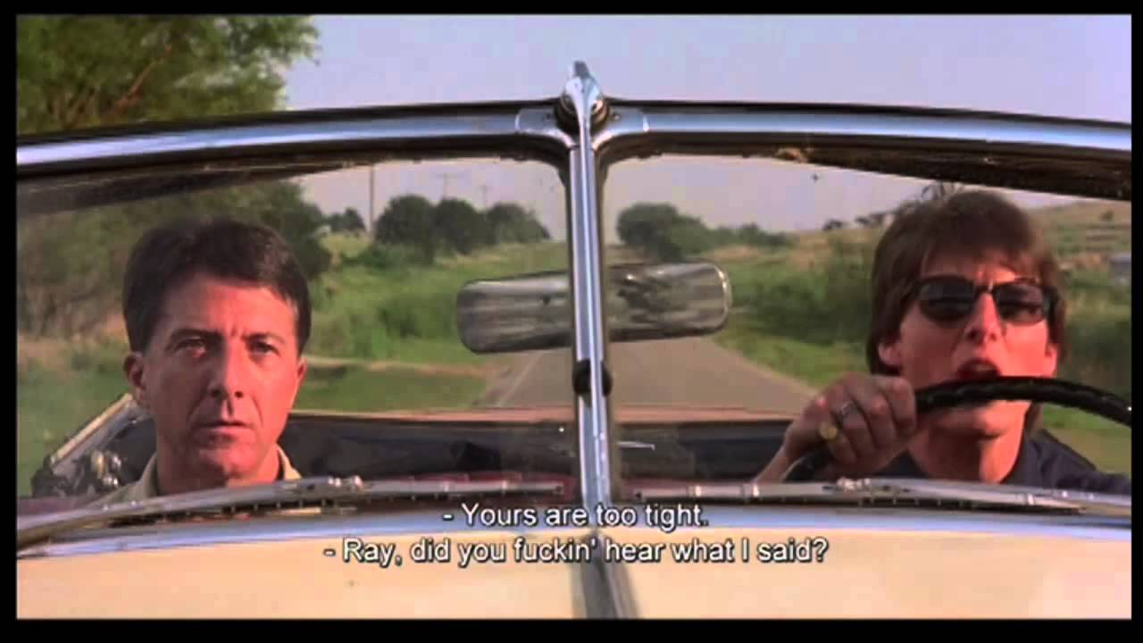 a comprehensive movie analysis of the rain man Movie character presentation rain man an overview using the functional health assessment alpitabahen patel march 19,2017 nrs-434vn this preview has intentionally blurred sections sign up to view the full version.