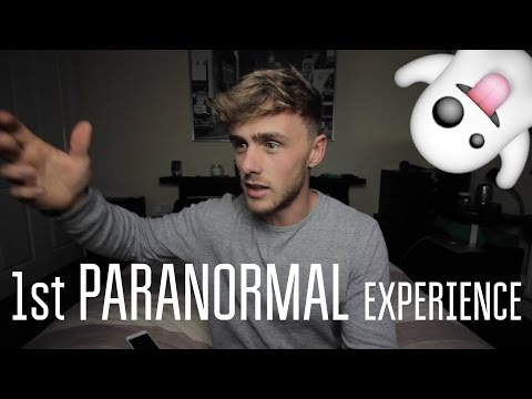 FIRST PARANORMAL EXPERIENCE: GHOST STORY 👻